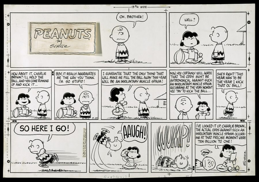 Celebrate 70th anniversary of Peanuts comic strip