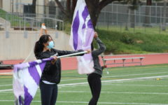 Varsity Color Guard Enters Competition Season