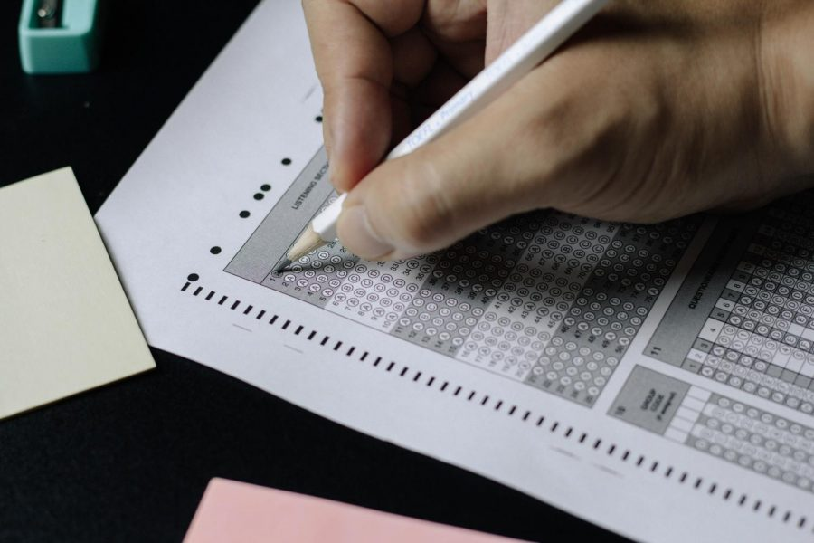 Should colleges continue using standardized test scores for admission?